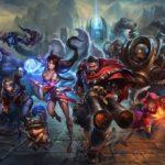 Лига Легенд: обзор игры, чемпионатов